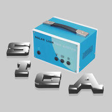 PUS-10W Movable Solar Power System